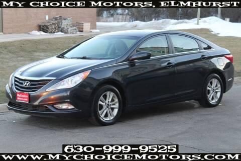 2013 Hyundai Sonata for sale at My Choice Motors Elmhurst in Elmhurst IL