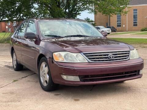 2004 Toyota Avalon for sale at Auto Start in Oklahoma City OK