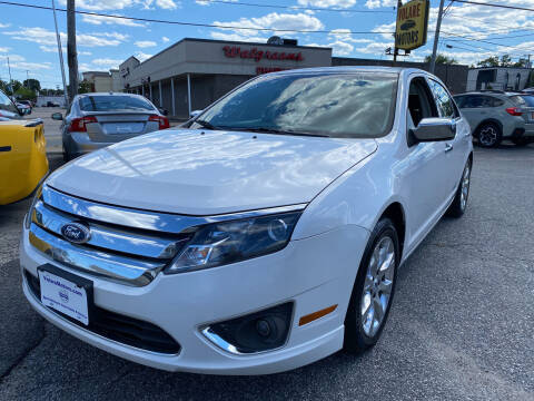 2012 Ford Fusion for sale at Volare Motors in Cranston RI