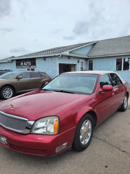 2005 Cadillac DeVille for sale at JR Auto in Brookings SD