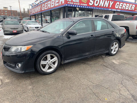 2014 Toyota Camry for sale at Sonny Gerber Auto Sales 4519 Cuming St. in Omaha NE