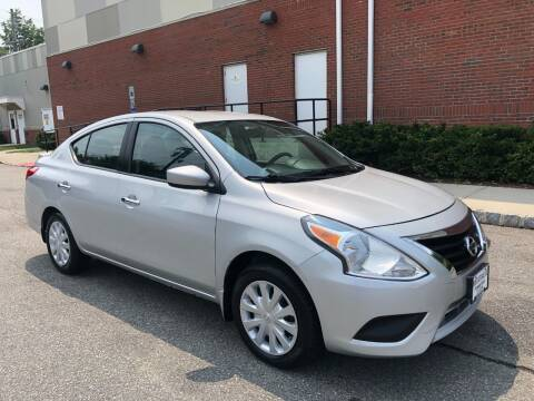 2016 Nissan Versa for sale at Imports Auto Sales Inc. in Paterson NJ