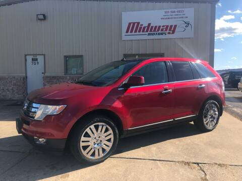 2010 Ford Edge for sale at Midway Motors in Conway AR