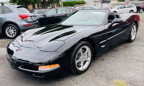 2004 Chevrolet Corvette for sale at HD Auto Sales Corp. in Reading PA