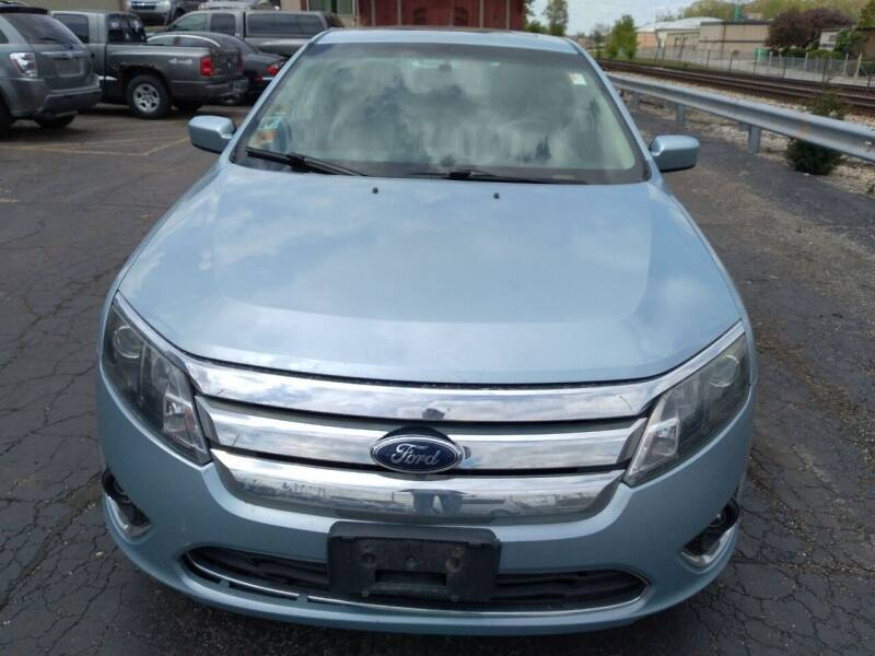 2010 Ford Fusion Hybrid for sale in New Lenox, IL