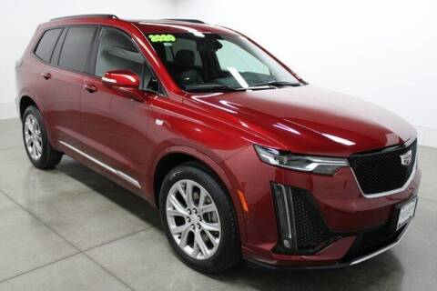 2020 Cadillac XT6 for sale at Bob Clapper Automotive, Inc in Janesville WI
