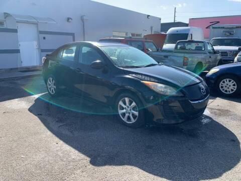 2010 Mazda Mazda3 Sedan for sale at YID Auto Sales in Hollywood FL
