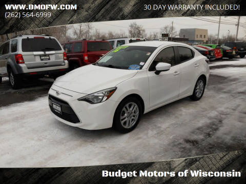 2016 Scion iA for sale at Budget Motors of Wisconsin in Racine WI