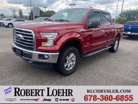 2015 Ford F-150 for sale at Robert Loehr Chrysler Dodge Jeep Ram in Cartersville GA