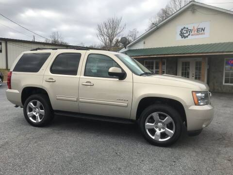 2012 Chevrolet Tahoe for sale at Driven Pre-Owned in Lenoir NC