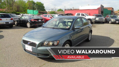 2004 Volvo S40 for sale at RVA MOTORS in Richmond VA