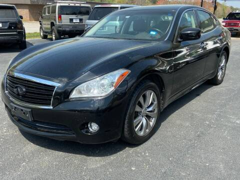 2011 Infiniti M37 for sale at Luxury Auto Innovations in Flowery Branch GA