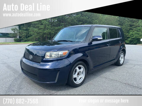 2008 Scion xB for sale at Auto Deal Line in Alpharetta GA