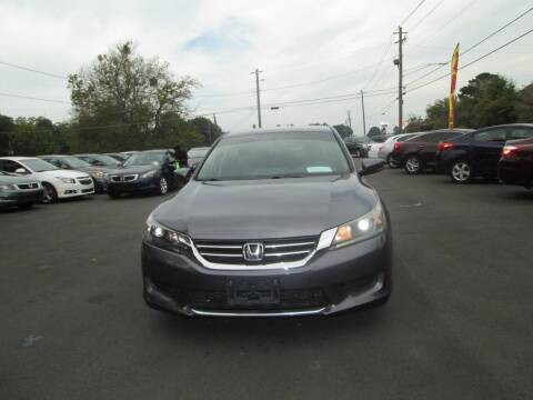 2014 Honda Accord for sale at Downtown Motors in Macon GA