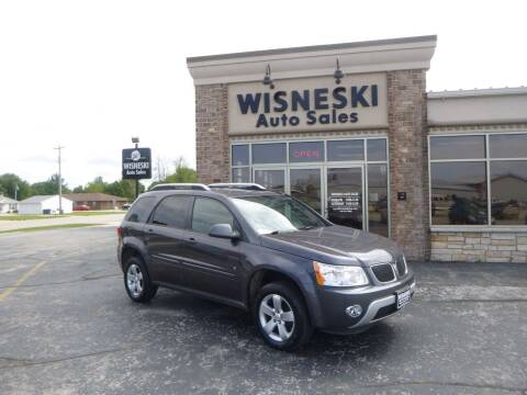 2007 Pontiac Torrent for sale at Wisneski Auto Sales, Inc. in Green Bay WI