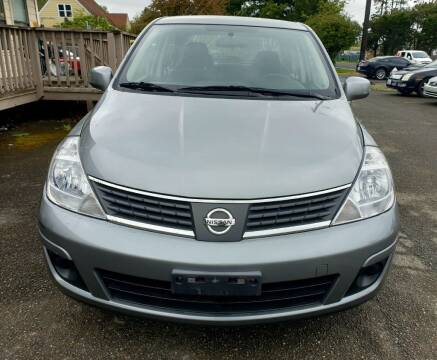 2008 Nissan Versa for sale at Life Auto Sales in Tacoma WA