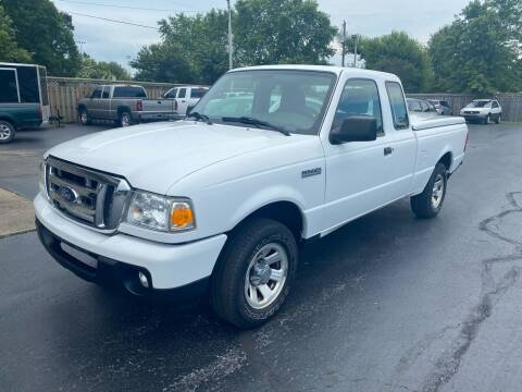 2011 Ford Ranger for sale at CarSmart Auto Group in Orleans IN
