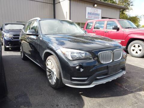 2015 BMW X1 for sale at RS Motors in Falconer NY
