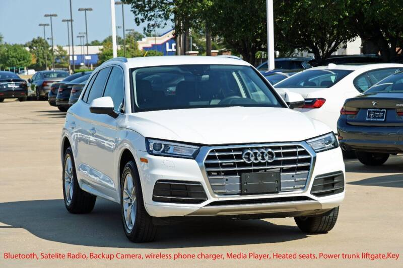 2020 Audi Q5 for sale at Silver Star Motorcars in Dallas TX