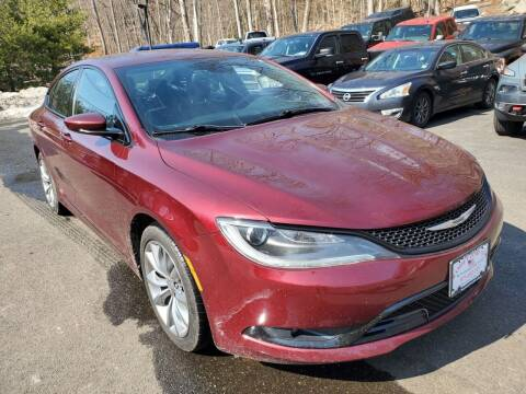 2016 Chrysler 200 for sale at Ramsey Corp. in West Milford NJ