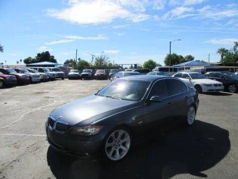 2007 BMW 3 Series for sale at Valley Auto Center in Phoenix AZ