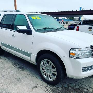 2013 Lincoln Navigator for sale at Kann Enterprises Inc. in Lovington NM