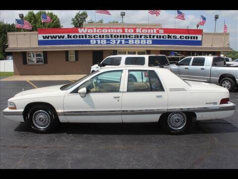 1992 Buick Roadmaster for sale at Kents Custom Cars and Trucks in Collinsville OK