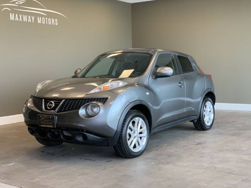 2012 Nissan JUKE for sale at Unix Auto Trade in Sleepy Hollow IL
