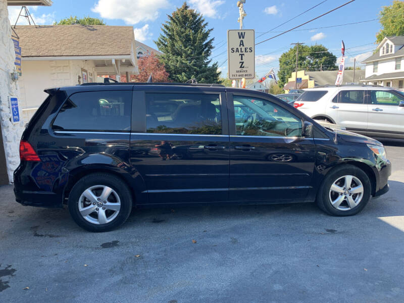 2011 Volkswagen Routan for sale at Waltz Sales LLC in Gap PA