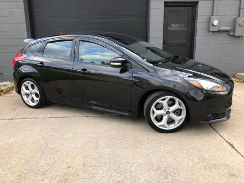 2014 Ford Focus for sale at Adrenaline Motorsports Inc. in Saginaw MI