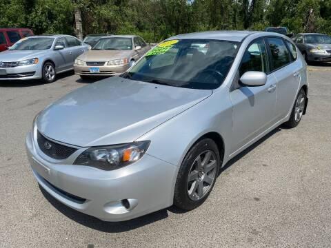2010 Subaru Impreza for sale at East Windsor Auto in East Windsor CT