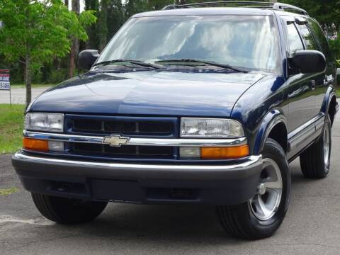 1999 Chevrolet Blazer for sale at Deal Maker of Gainesville in Gainesville FL