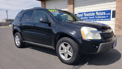 2005 Chevrolet Equinox for sale at Sand Mountain Motors in Fallon NV