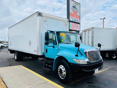 2011 International DuraStar 4300 for sale at Orange Truck Sales in Orlando FL