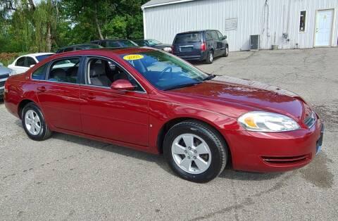 2007 Chevrolet Impala for sale at Superior Motors in Mount Morris MI