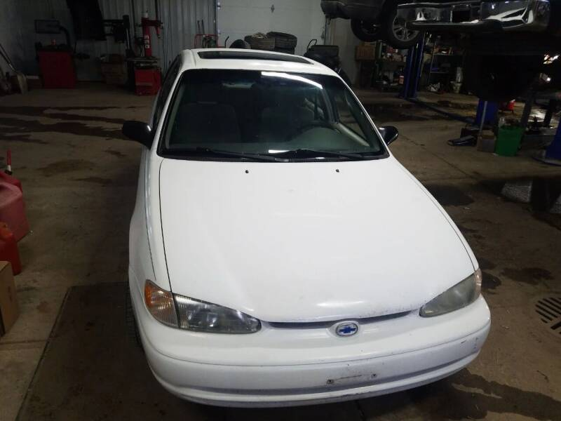 2002 Chevrolet Prizm for sale at Craig Auto Sales in Omro WI