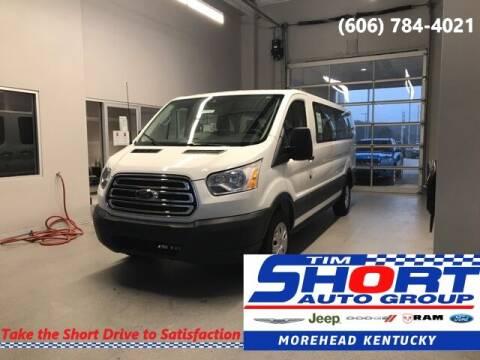 2019 Ford Transit Passenger for sale at Tim Short Chrysler in Morehead KY