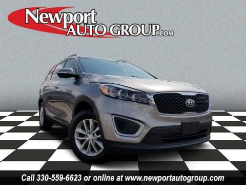 2018 Kia Sorento for sale at Newport Auto Group in Austintown OH