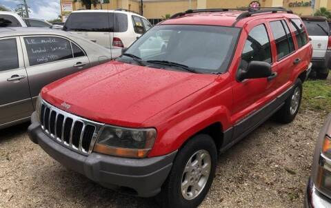 1999 Jeep Grand Cherokee for sale at Castagna Auto Sales LLC in Saint Augustine FL
