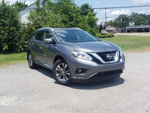 2015 Nissan Murano for sale at Auto Mart in Kannapolis NC