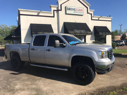 2009 GMC Sierra 2500HD for sale at DRIVE ZONE AUTOS in Montgomery AL