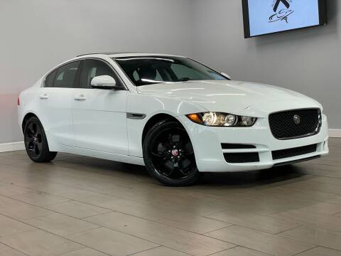 2017 Jaguar XE for sale at TX Auto Group in Houston TX