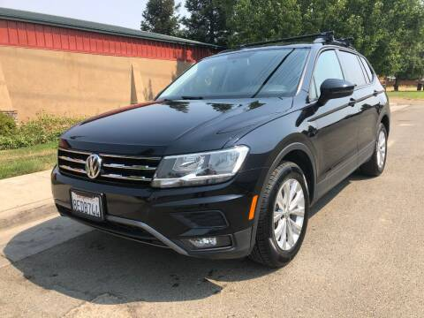 2018 Volkswagen Tiguan for sale at Moun Auto Sales in Rio Linda CA