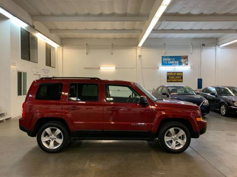 2012 Jeep Patriot for sale at Cuellars Automotive in Sacramento CA