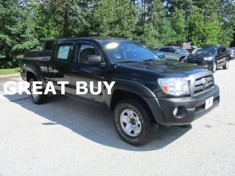 2010 Toyota Tacoma for sale at MC FARLAND FORD in Exeter NH