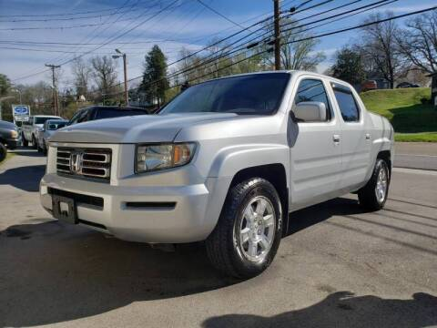 2008 Honda Ridgeline for sale at North Knox Auto LLC in Knoxville TN