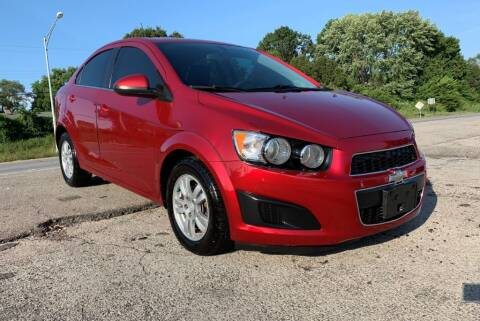 2016 Chevrolet Sonic for sale at InstaCar LLC in Independence MO