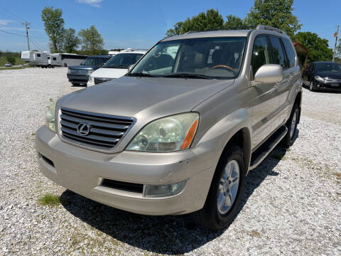 2006 Lexus GX 470 for sale at Champion Motorcars in Springdale AR