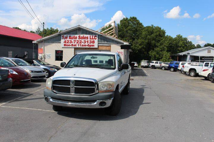 2006 Dodge Ram Pickup 1500 for sale at SAI Auto Sales - Used Cars in Johnson City TN