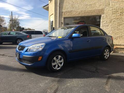 2009 Kia Rio for sale at Strong Automotive in Watertown WI